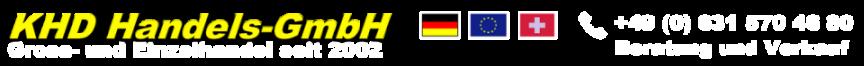KHD Handels-GmbH Logo